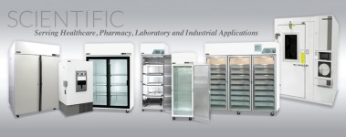 Commercial Refrigeration for Foodservice and Scientific - Industrial Applications